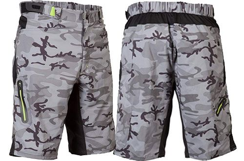 Top 10 Best Padded Mountain Bike Shorts For Men Reviews In 2020