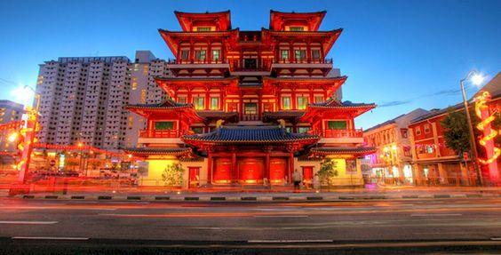 Khu phố người Hoa Chinatown