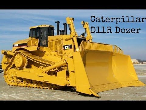120 Ton Colossal Bulldozer One Of The Biggest In The World Youtube Earth Moving Equipment Heavy Construction Equipment Heavy Equipment