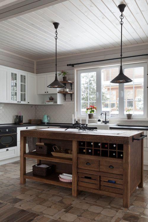 20 Best Farmhouse Kitchen Lighting Decor Ideas In 2020 Stylish Kitchen Rustic Kitchen Home Decor Kitchen