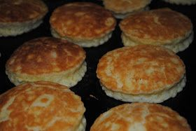 Paratus Familia Blog: Welsh Cakes...Sweet Perfection