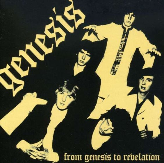 Genesis: From Genesis To Revelation their first album.