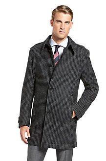 Houndstooth 'Daze' Coat