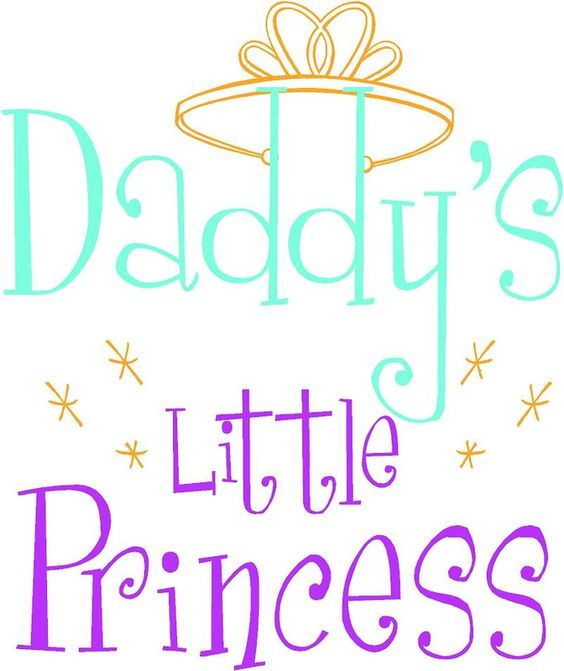 daddys little girl Are you daddy's little girl get the scoop on these 10 signs that are going to tell  you if you really are daddy's little girl happy father's day to all the dads out.
