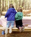 Great tips to make camping with kids easier and printable packing list.