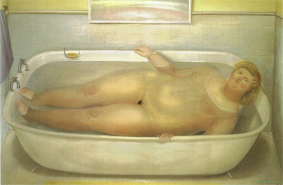 Fernando Botero tribute-to-bonnard-2.jpg (1831×1198)
