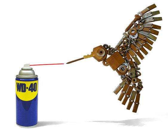 Last Friday it was my pleasure to interview Garry Ridge, CEO of WD-40 for our blog. Please give it a read.