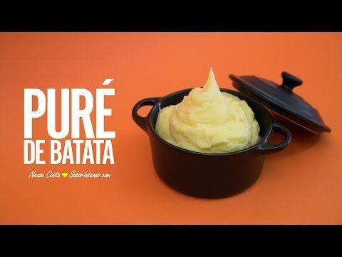 Puré de Batata | SaborIntenso.com