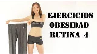 ejercicio para obecidad - YouTube