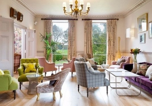 A Gorgeous New Forest Stay In A Former Royal Hunting Lodge With An Award Winning Spa And Charming Interiors Inc Park Manor Manor Hotel Outdoor Furniture Sets