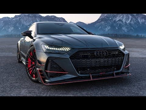 Premiere 2020 Audi Rs7 R Sportback 740hp The New Beast From Abt Sportsline In Details 920nm Youtube Audi A7 Sportback Audi A7 Audi