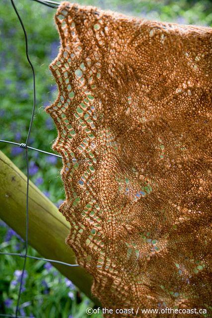 Knitting Patterns Lopi Wool : Lace circle shawl from Jared Flood / Brooklyn Tweed pattern knit in Einband L...
