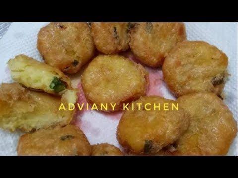 Cara Membuat Perkedel Kentang Sederhana Youtube Food Channel Food Asian Recipes