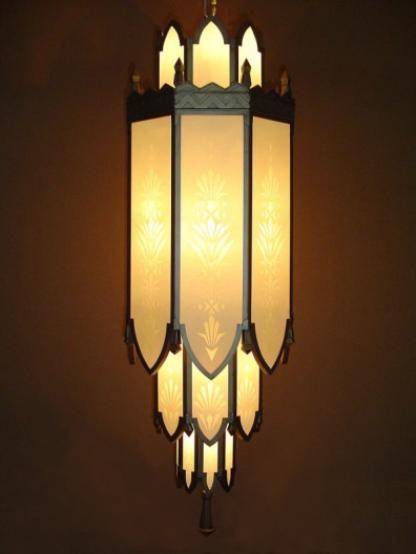 Art Deco Chandelier Photo | Chandeliers Modern