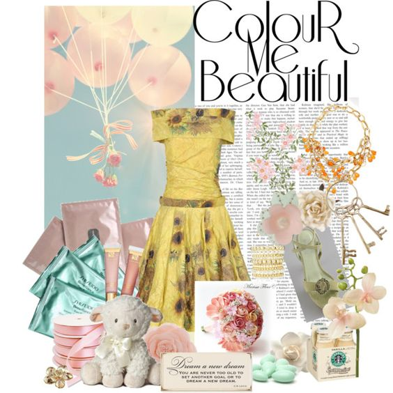 Color me Beautiful, created by bruhadeangel on Polyvore