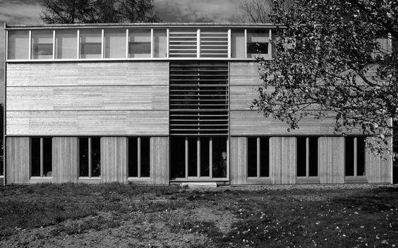 Zerwas House by Günter Pfeifer