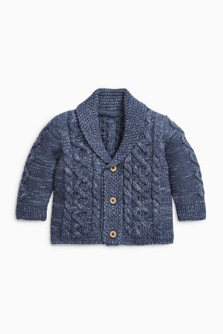 Buy Navy Cardigan (0mths-2yrs) online today at Next: United States of America