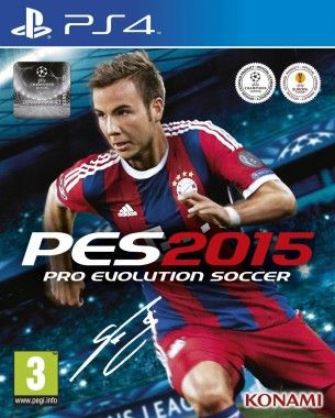 Enlarge Pro-Evolution-Soccer-2015-PES-2015-Day-One-Edition PS4 Image