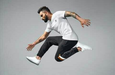 The Making of Virat Kohli's first Sneaker with Puma, One8