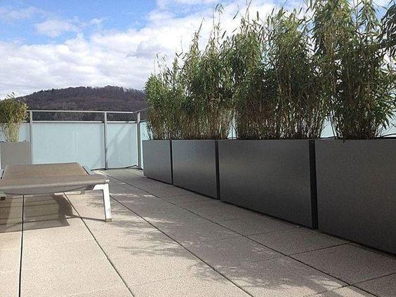 vasi da giardino moderni - Cerca con Google