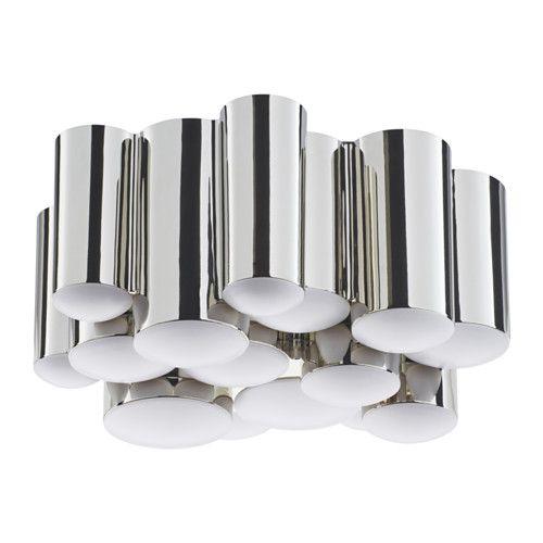 SÖDERSVIK Deckenleuchte, LED IKEA Für breit gestreutes Licht, das z. B. das Badezimmer wirkungsvoll erhellt.