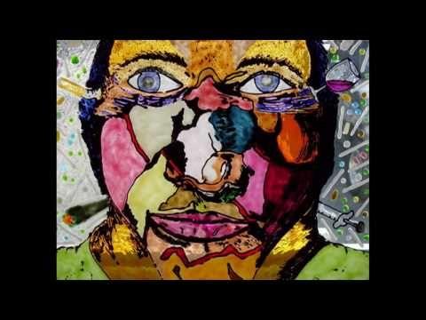 Art & Addiction Exhibition: Tallahassee, FL 2010 (Updated Version) Video