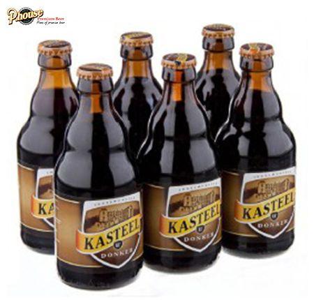 Bia Kasteel Bruine Donker 330ml