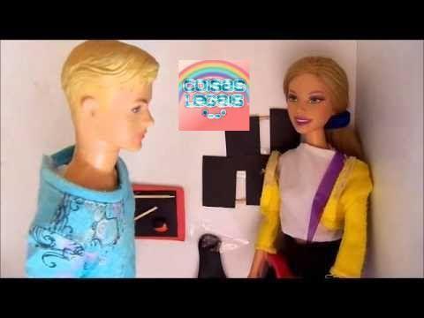 """Novela Barbie - """"O Recomeço"""" - Capítulo 4 - Ricky é sequestrado"""