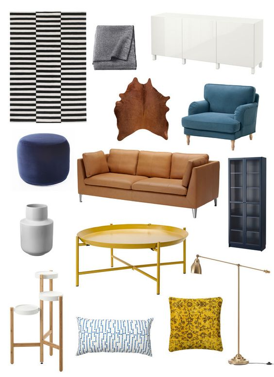 registry picks for the living room