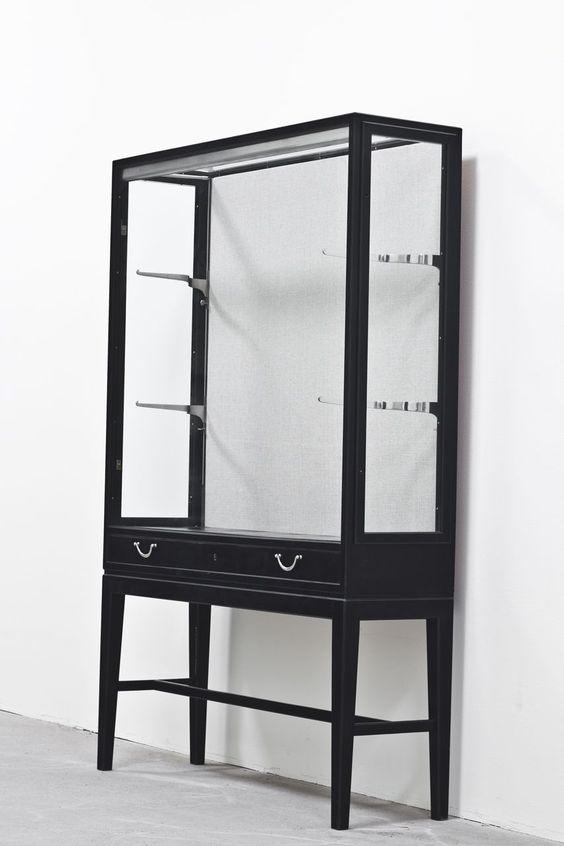 modernisten - Display cabinet by Nordiska Kompaniet