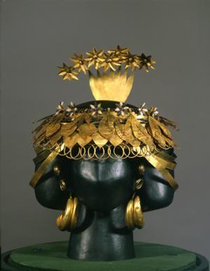 Queen Shubad's headdress