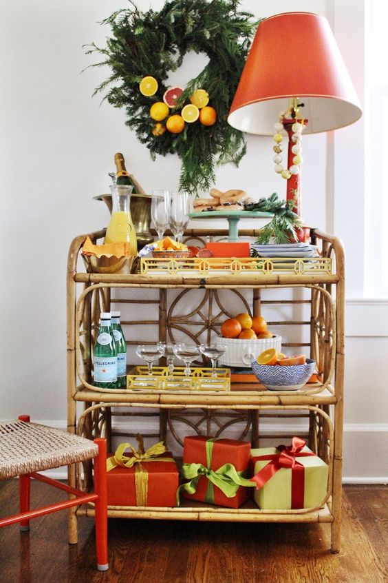 Amanda Louise Interiors : Christmas Morning Mimosas
