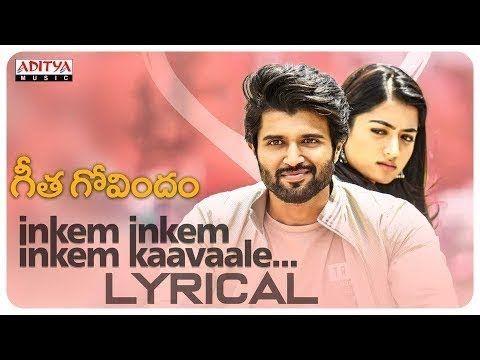Telugu Whatsapp Status Videos Song Geetha Govindam Songs Vijay Devarakonda Rashmika Mandanna Youtube Telugu Movies Download Audio Songs Telugu Movies