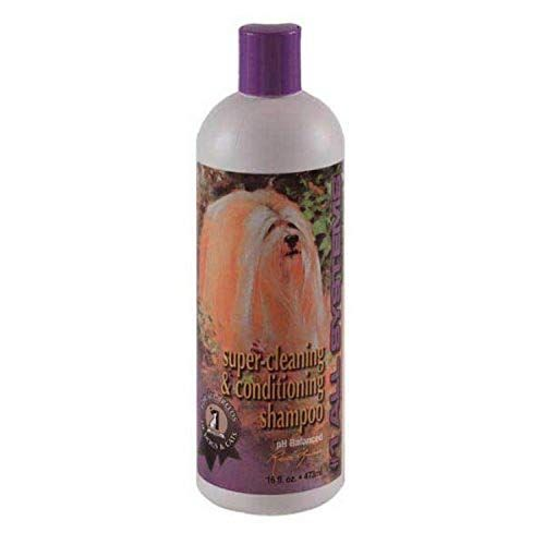 1 All Systems Super Cleaning And Conditioning Pet Shampoo 16 Ounce 1 All Systems In 2020 Pet Shampoo Cat Shampoo Conditioning Shampoo