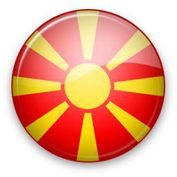 Resultado de imagen de bandera macedonia: