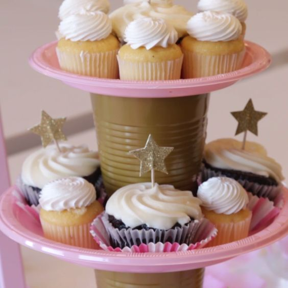 Disposable Tiered Serving Tray Nifty Creative Home