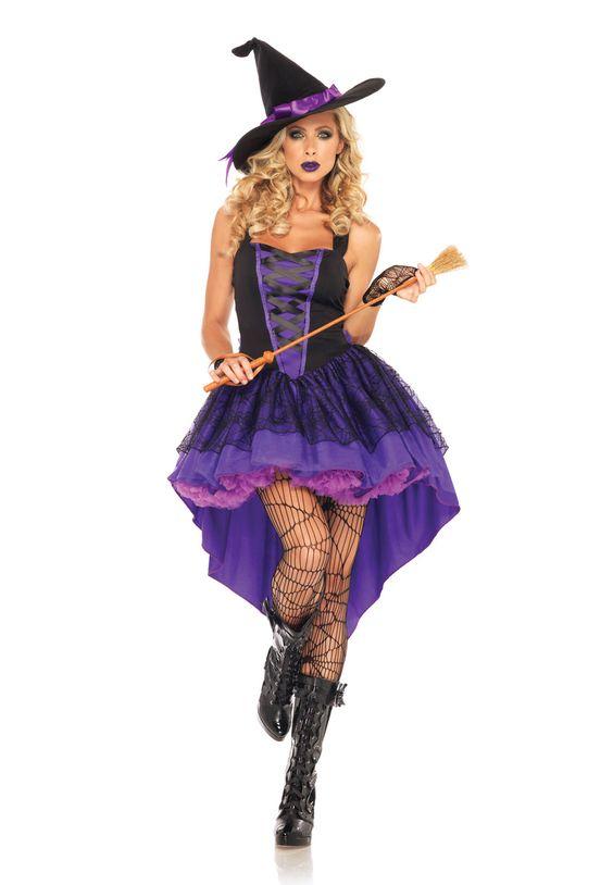 Schaurig-schönes #Halloween-Kostüm.
