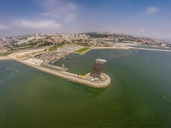 Torre VTS do Porto de Lisboa
