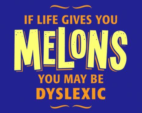 dyslexic I?