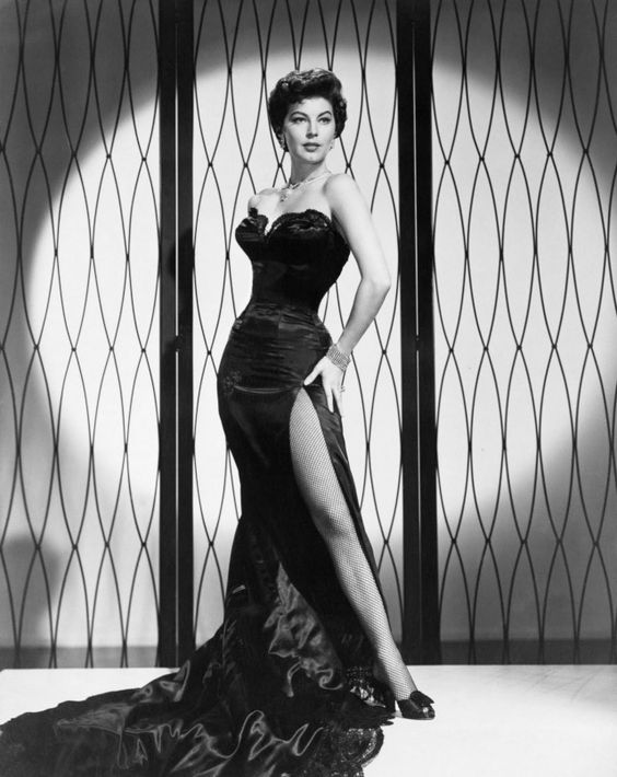 Ava Gardner: the woman i'm named after, gee thanks for the high expectations mom...: