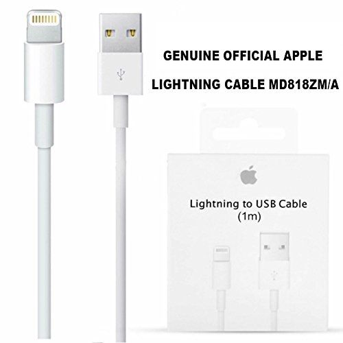 Genuine Md818zm A Le Lightning Usb Data Cable For