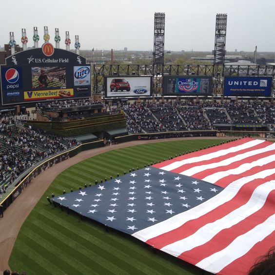US Cellular Field ~ Home of the Chicago White Sox