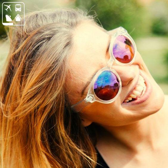 Felicidade é a combinação de sorte com as escolhas bem feitas. #ClubeTurismo