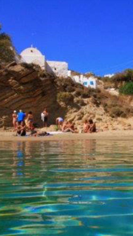 #Aghios #Sostis #beach ,#Mykonos !
