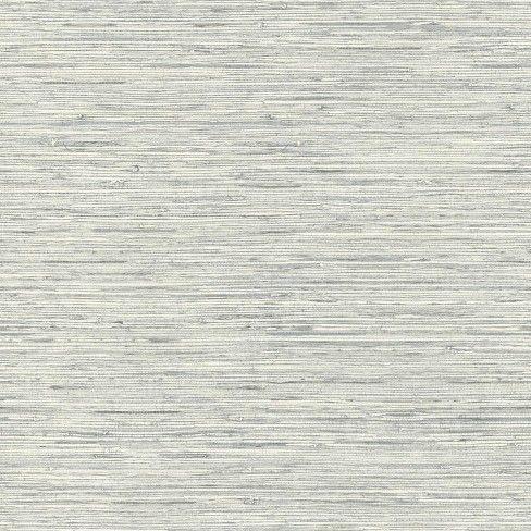 Roommates Grasscloth Peel Stick Wallpaper Gray Grasscloth Wallpaper Grasscloth Peel And Stick Wallpaper
