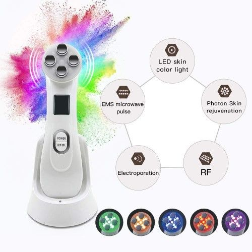 led skin rejuvenatio wand inspiring product skin care devices skin tightening led light therapy