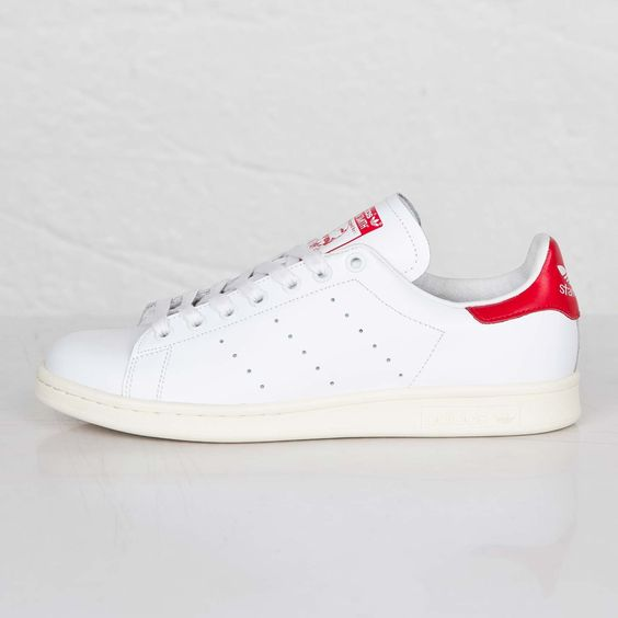 Red stansmiths! (avec images) | Adidas stan