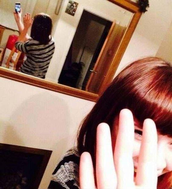 Tha triveis ta matia sou me aftes tis selfies
