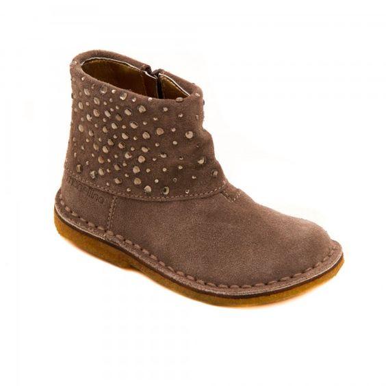 Monellina Boot con strass