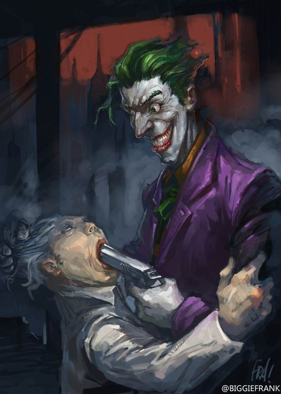 joker by biggie917 on DeviantArt